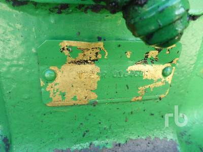 Detail photo of 1967 John Deere 5020 from Construction Equipment Guide