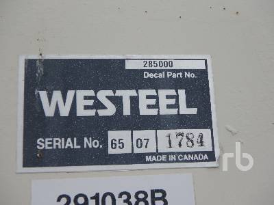 Detail photo of 2007 WESTEEL MAGNUM F from Construction Equipment Guide