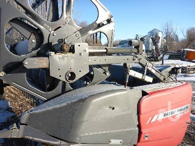 Detail photo of 2008 Massey Ferguson 8200 from Construction Equipment Guide