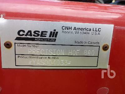 Detail photo of 2011 Case IH PH800 from Construction Equipment Guide