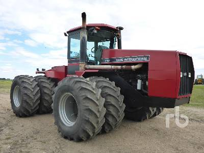 Detail photo of 1990 Case IH 9180 from Construction Equipment Guide