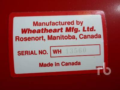 Detail photo of 2013 WHEATHEART R10-41 from Construction Equipment Guide