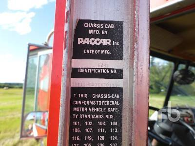 Detail photo of 1982 Kenworth L700 from Construction Equipment Guide