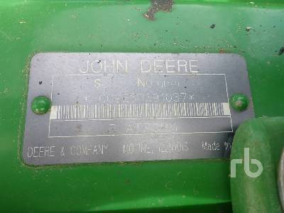 Detail photo of 2001 John Deere 925R from Construction Equipment Guide