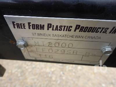 Detail photo of  FREE FORM TB2000 from Construction Equipment Guide