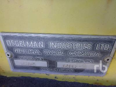 Detail photo of 1980 Degelman R570S from Construction Equipment Guide