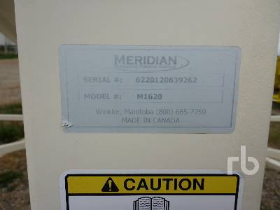 Detail photo of 2012 MERIDIAN M1620 from Construction Equipment Guide