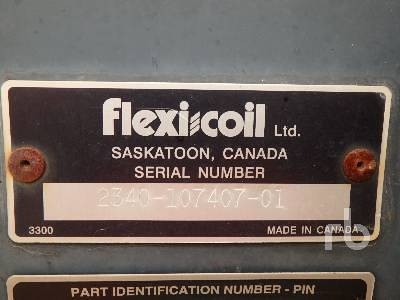 Detail photo of 2001 Flexi-Coil 5000 from Construction Equipment Guide