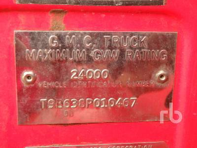 Detail photo of 1968 GMC 960 from Construction Equipment Guide