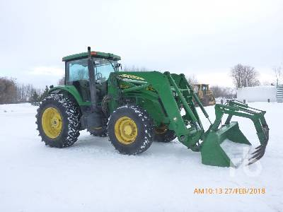 Detail photo of 2003 John Deere 7720 from Construction Equipment Guide