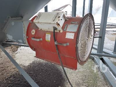 Detail photo of  FLAMAN FANS FCJ18-3-1 from Construction Equipment Guide