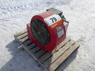 Detail photo of  FLAMAN FANS FC15-5-1-1 from Construction Equipment Guide