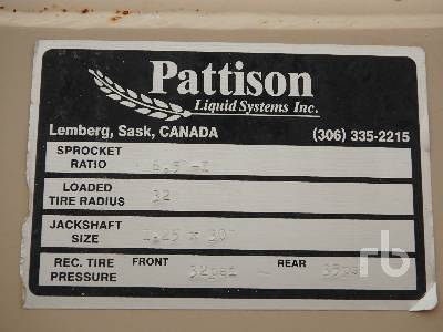 Detail photo of  PATTISON CB3200 from Construction Equipment Guide