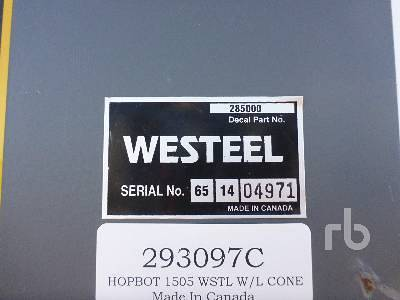 Detail photo of 2014 WESTEEL 1505 from Construction Equipment Guide