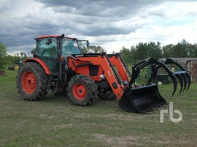 Detail photo of 2012 Kubota M126GX from Construction Equipment Guide