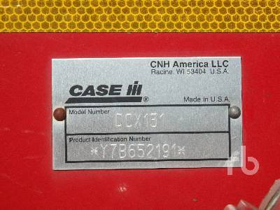 Detail photo of 2009 Case IH DCX 131 from Construction Equipment Guide