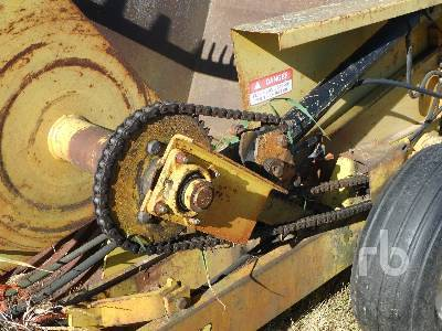 Detail photo of  Degelman 570 from Construction Equipment Guide