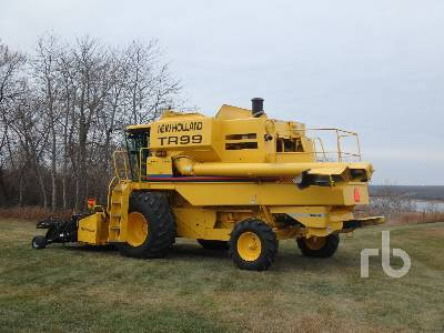 Detail photo of 2002 New Holland TR99 from Construction Equipment Guide