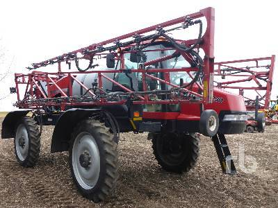 Detail photo of 2013 Case IH PATRIOT 3230 from Construction Equipment Guide