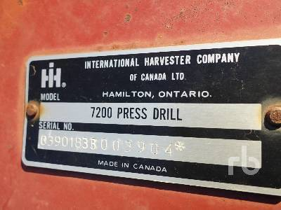 Detail photo of  International 7200 from Construction Equipment Guide