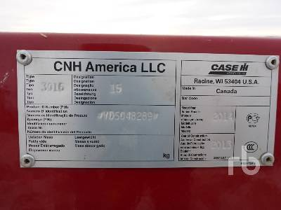 Detail photo of 2014 Case IH 3016 SERIES II from Construction Equipment Guide