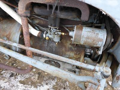 Detail photo of 1954 Ferguson TEA-20 from Construction Equipment Guide