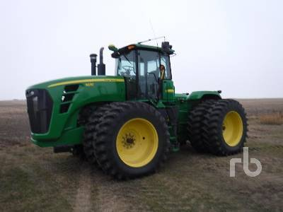 Detail photo of 2010 John Deere 9230 from Construction Equipment Guide