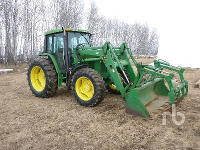 Detail photo of 1994 John Deere 6400 from Construction Equipment Guide